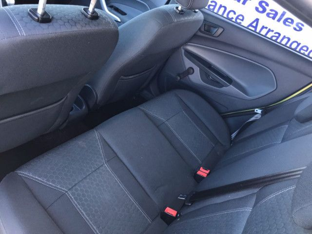 2009 Ford Fiesta 1.4 5d image 7