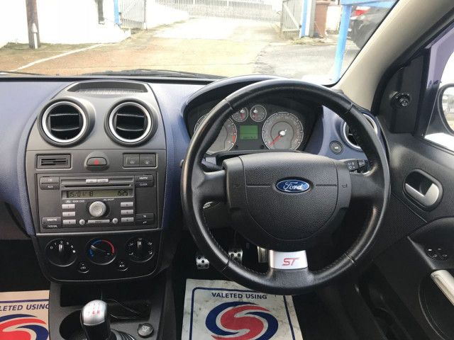 2006 Ford Fiesta 2.0 ST 16V 3d image 8