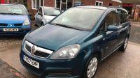 2007 Vauxhall Zafira 1.9 CDTi 5dr
