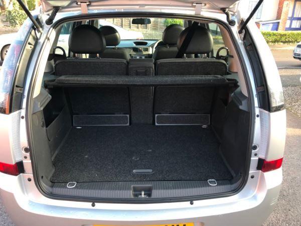 2009 Vauxhall Meriva 1.6i 16V 5dr image 9