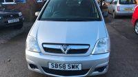 2009 Vauxhall Meriva 1.6i 16V 5dr image 2