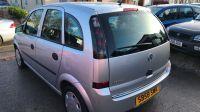 2009 Vauxhall Meriva 1.6i 16V 5dr image 4