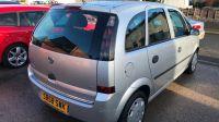 2009 Vauxhall Meriva 1.6i 16V 5dr image 5