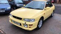 2001 Subaru Impreza 2.0 Sports
