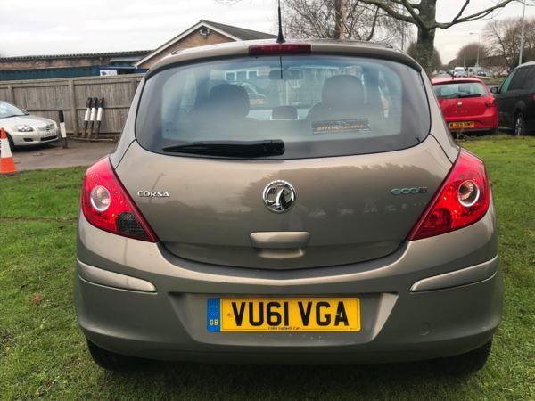 2011 Vauxhall Corsa 1.3 CDTi 3dr image 4