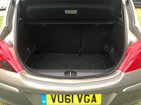 2011 Vauxhall Corsa 1.3 CDTi 3dr image 8