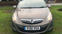 2011 Vauxhall Corsa 1.3 CDTi 3dr image 2