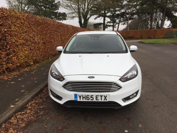 2015 Ford Focus 1.0 Eco Boost 5dr image 6