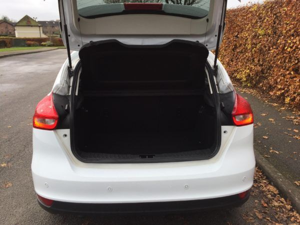 2015 Ford Focus 1.0 Eco Boost 5dr image 8