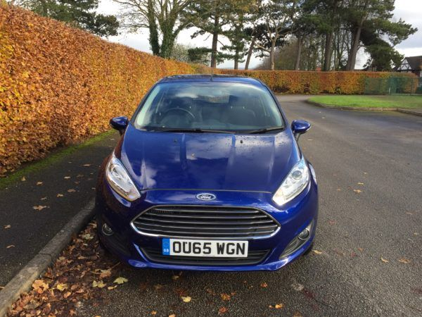 2015 Ford Fiesta 1.0 Zetec 5dr image 3