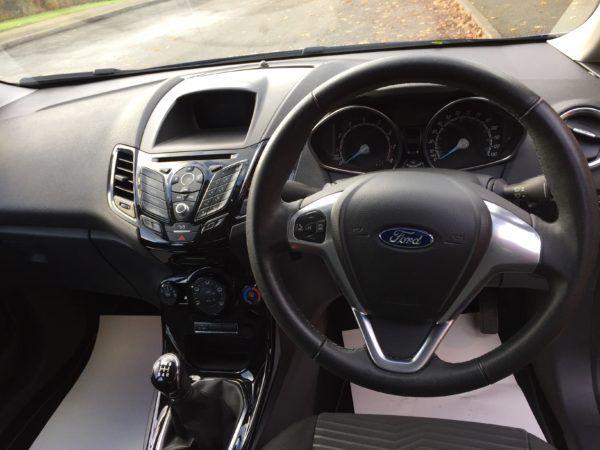 2015 Ford Fiesta 1.0 Zetec 5dr image 6