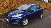 2015 Ford Fiesta 1.0 Zetec 5dr