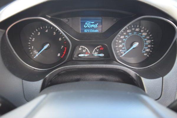 2014 Ford Focus 1.6 Zetec 5dr image 7