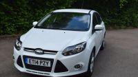 2014 Ford Focus 1.6 Zetec 5dr image 2