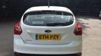 2014 Ford Focus 1.6 Zetec 5dr image 4