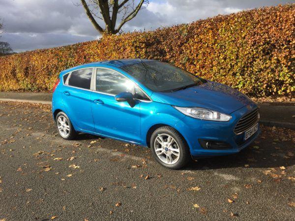 2015 Ford Fiesta 1.2 Zetec 5dr image 4