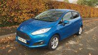 2015 Ford Fiesta 1.2 Zetec 5dr image 1