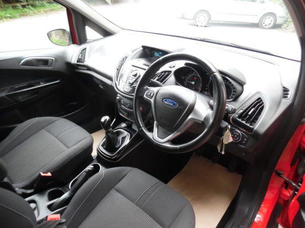 2013 Ford B-Max 1.4 Zetec 5dr image 6