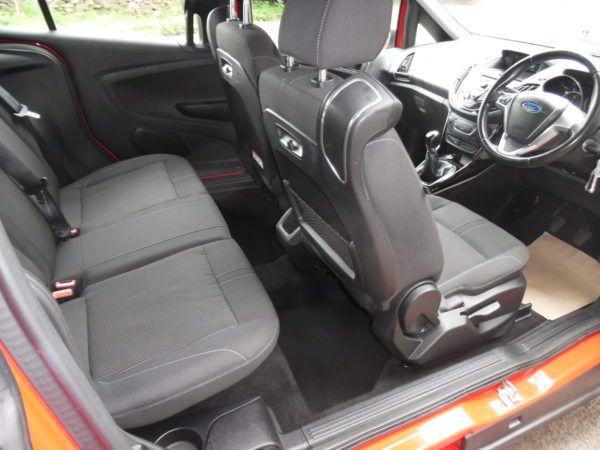 2013 Ford B-Max 1.4 Zetec 5dr image 7