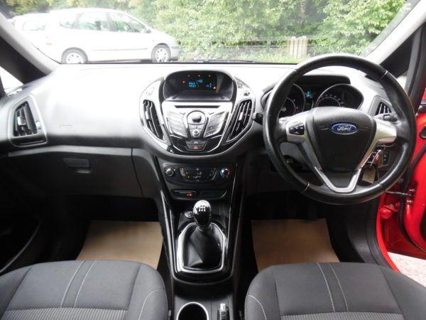 2013 Ford B-Max 1.4 Zetec 5dr image 8