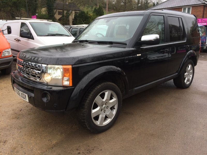 2006 Land Rover Discovery 3 TDV6 HSE image 1