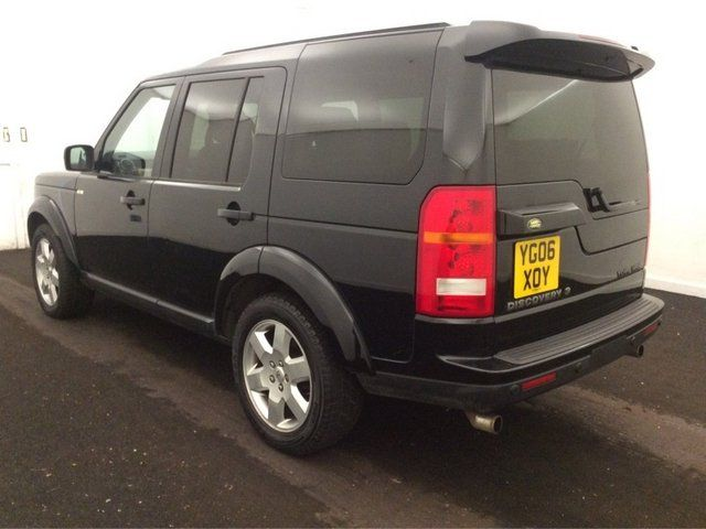 2006 Land Rover Discovery 3 TDV6 HSE image 3