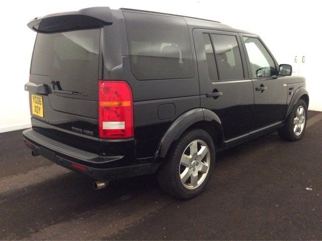 2006 Land Rover Discovery 3 TDV6 HSE image 4
