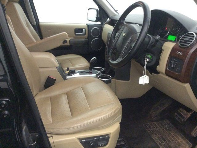 2006 Land Rover Discovery 3 TDV6 HSE image 7