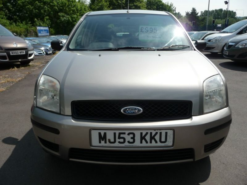 2004 Ford Fusion 1.4 2 5dr image 2
