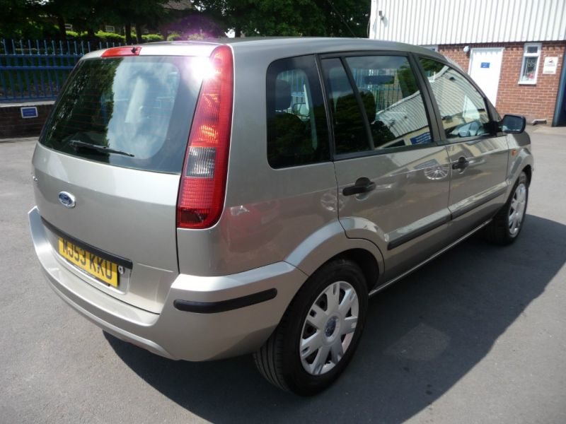 2004 Ford Fusion 1.4 2 5dr image 6