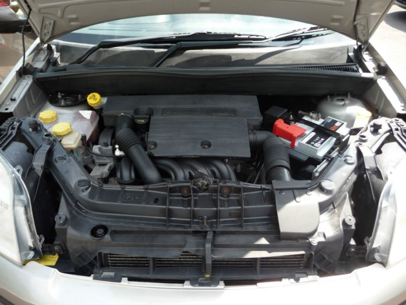 2004 Ford Fusion 1.4 2 5dr image 9