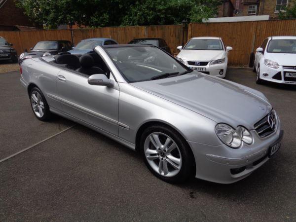 2008 Mercedes-Benz CLK 350 2dr image 1