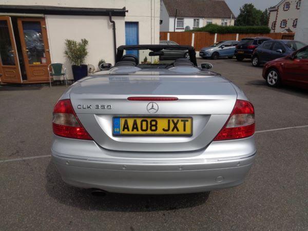 2008 Mercedes-Benz CLK 350 2dr image 5