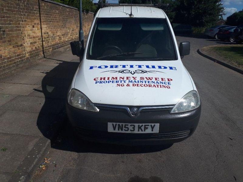 2003 Vauxhall Combo 1.7 image 5