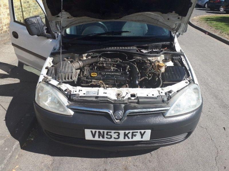 2003 Vauxhall Combo 1.7 image 9