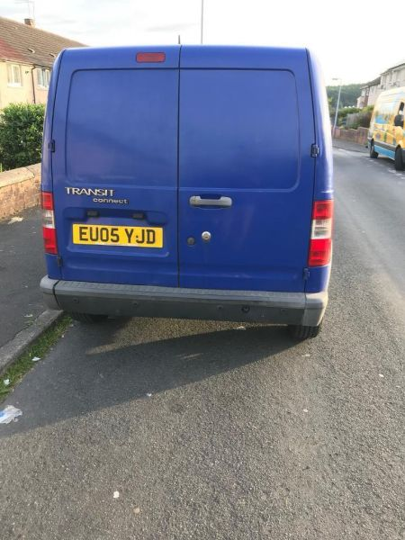 2005 Ford Transit Connect 1.8 image 3