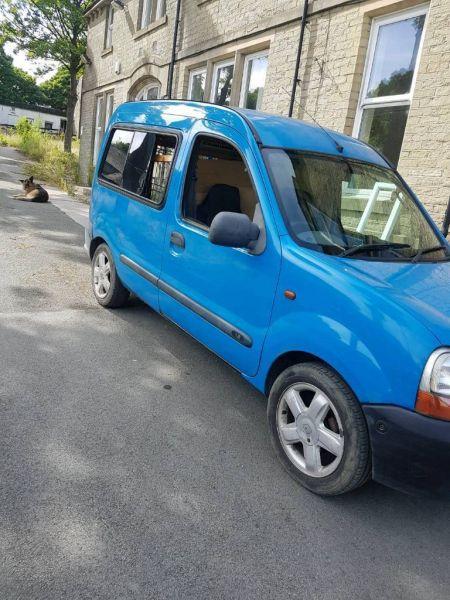 1999 Renault Kango 1.2 image 2