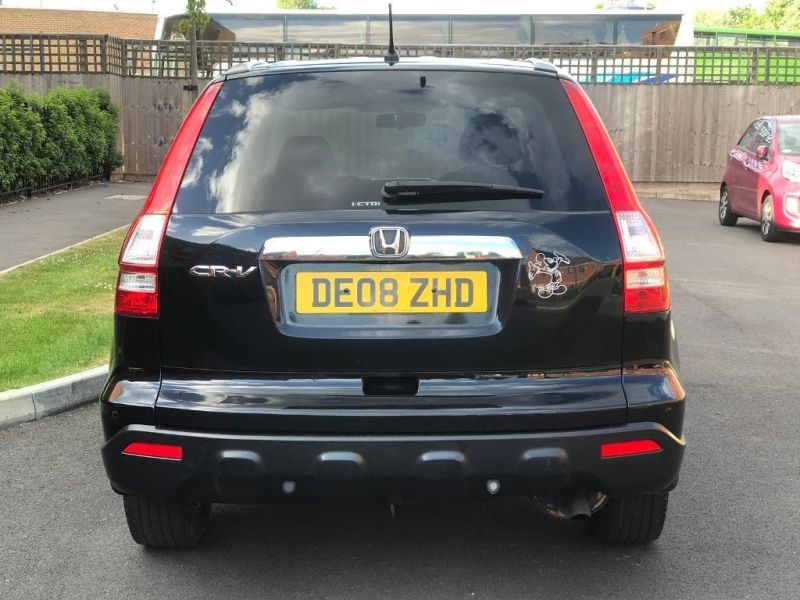 2008 Honda CR-V 2.2 ES I-Ctdi image 5