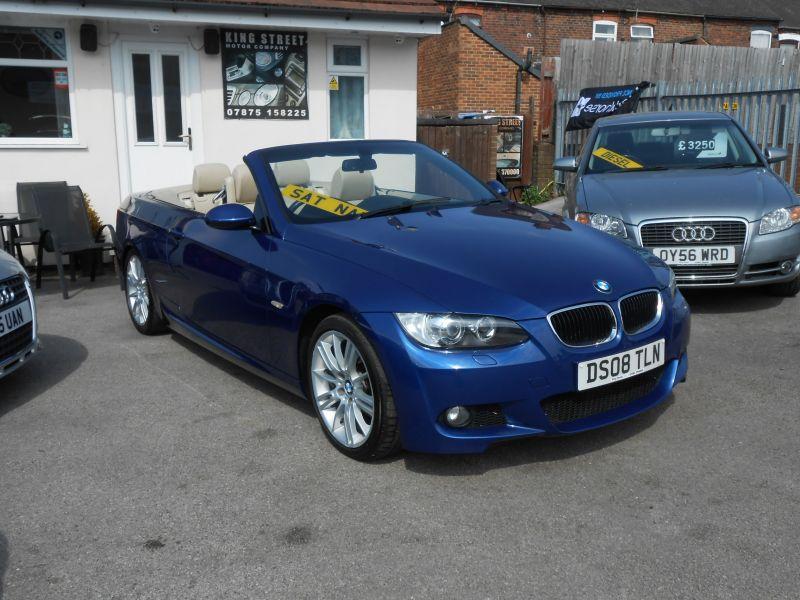 2008 BMW 2.0 320i M Sport 2dr image 1