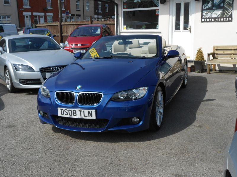 2008 BMW 2.0 320i M Sport 2dr image 3