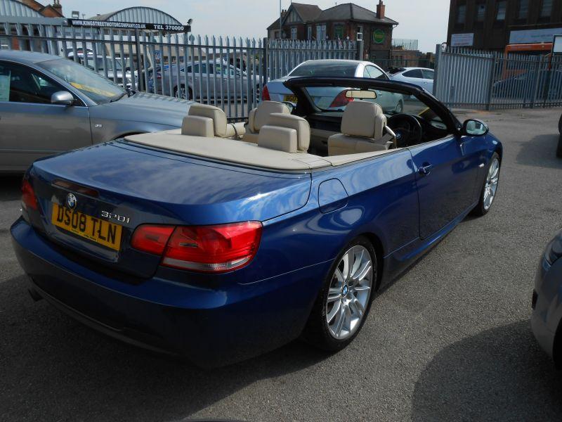 2008 BMW 2.0 320i M Sport 2dr image 4