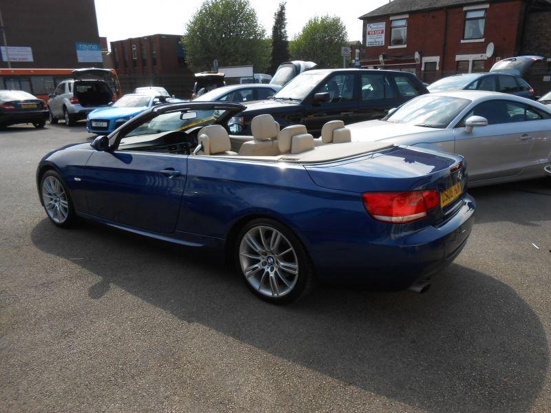 2008 BMW 2.0 320i M Sport 2dr image 5