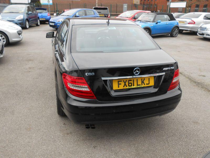 2011 Mercedes-Benz 1.8 C180 4dr image 3