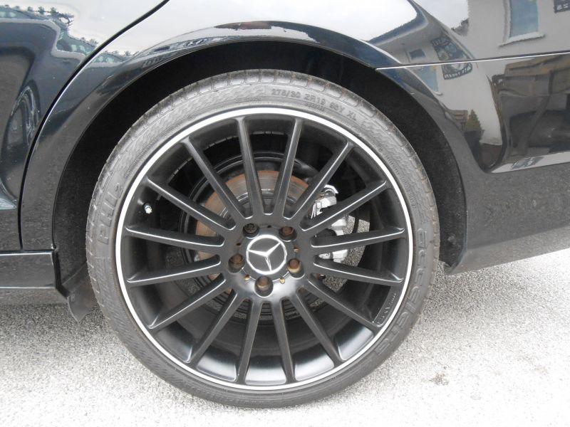 2011 Mercedes-Benz 1.8 C180 4dr image 10