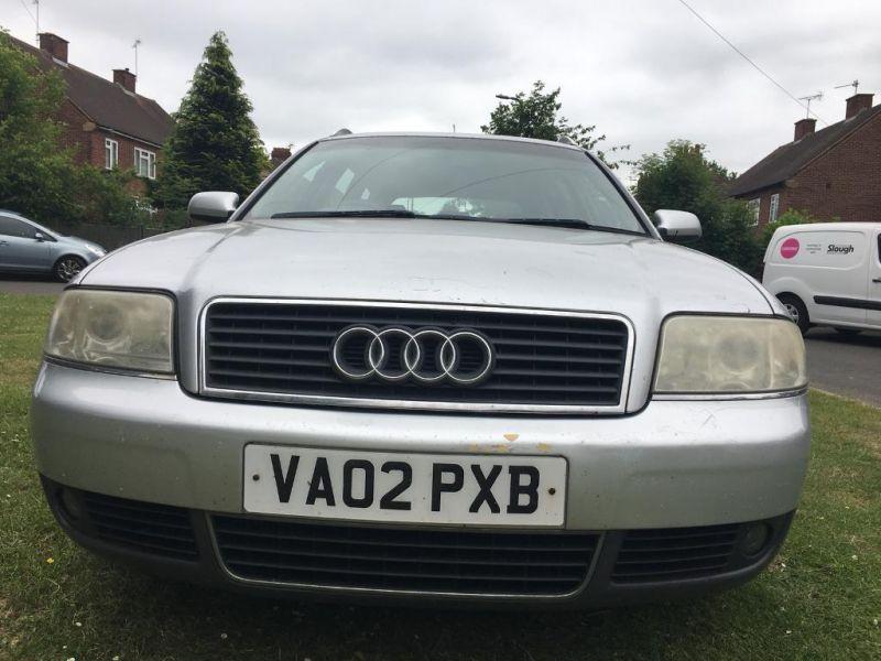 2002 Audi A6 1.9TDi image 3