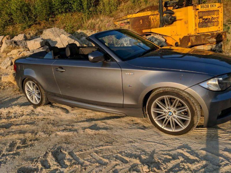 2010 BMW 1 Series 2.0 M Sport image 1