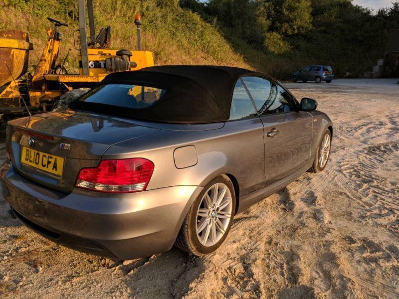 2010 BMW 1 Series 2.0 M Sport image 9
