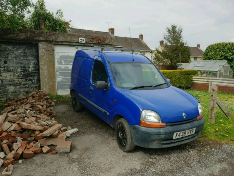 2000 Renault Kangoo 1.9 image 1