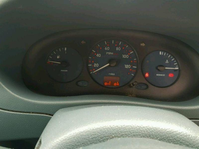 2000 Renault Kangoo 1.9 image 7