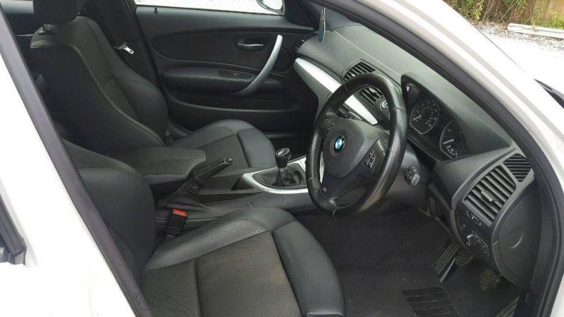 2011 BMW 118D 2.0 M Sport image 8